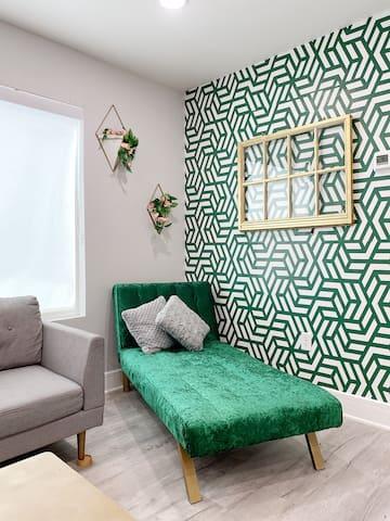 The Emerald Leaf Chateau