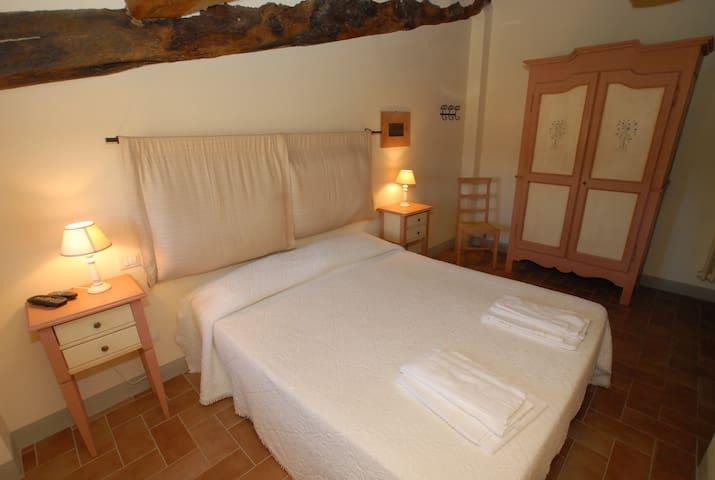 Charming Double Room in the countryside - Città di Castello - Huoneisto