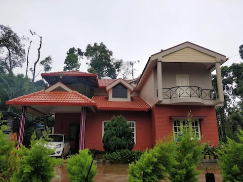 Knock Wood Homestay Chikmagalur