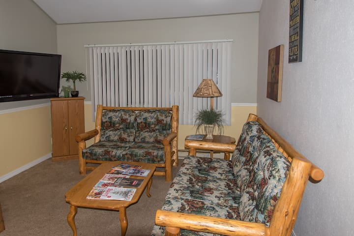 Cozy condominium, in the heart of McCall Idaho
