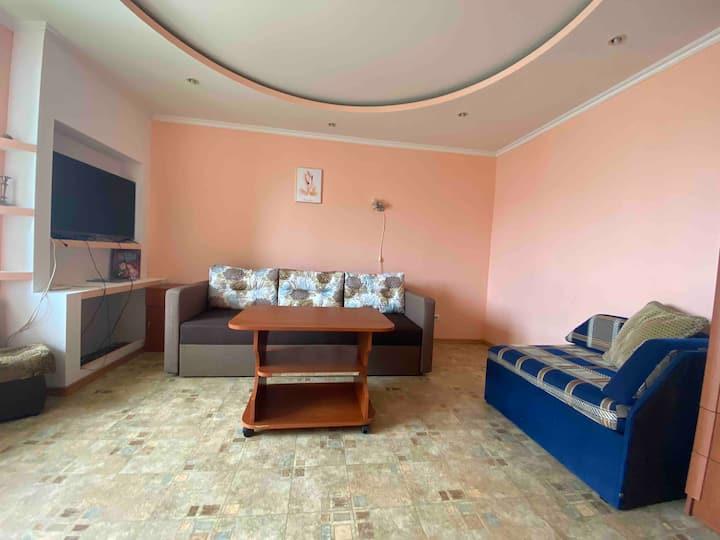 Однокомнатная квартира в Южном возле моря