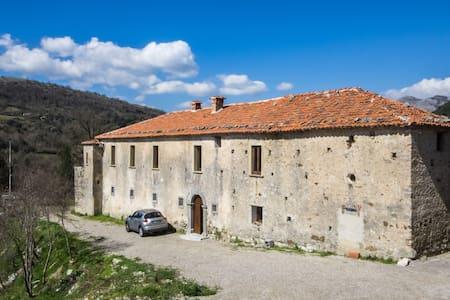 Great Villa in the Wild Cilento - Double Room