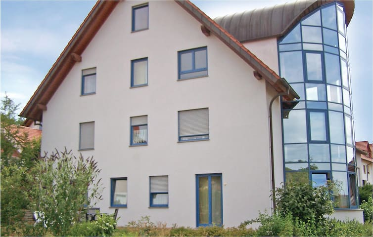 Holiday apartment with 3 bedrooms on 130 m² in Wertheim-Reicholzheim