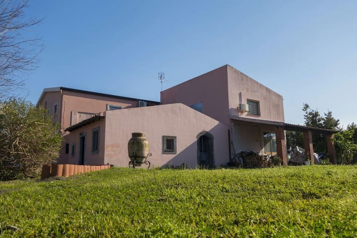 Twin-room Villa Palici