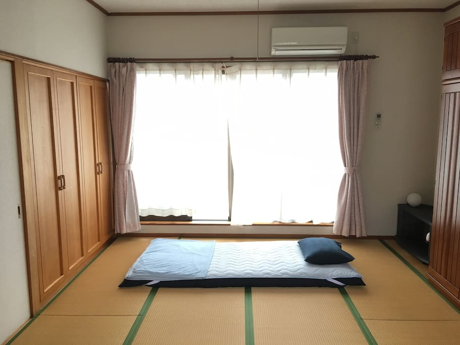 Room2F for summer (Max 4people)