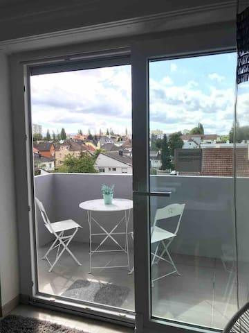 Cosy Studio A EuroAirport Basel-Mulhouse-Freiburg