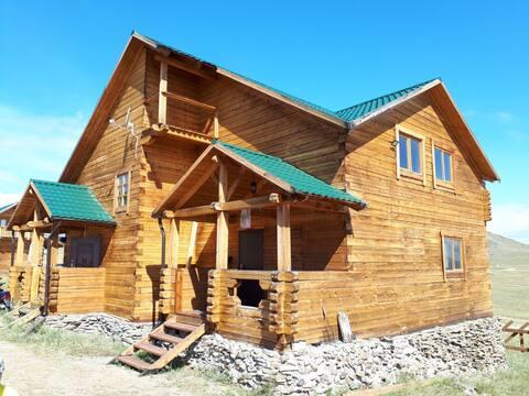 Дом на Байкале Малое море МРС