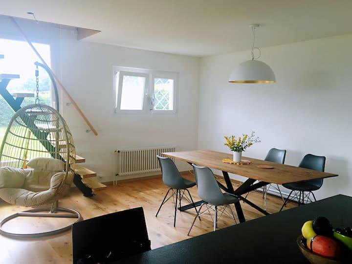 Jolie Maison avec vue - 15min Center Lausanne