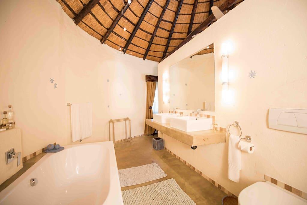 Mziki Safari Lodge Rondavel Rooms Apartments For Rent