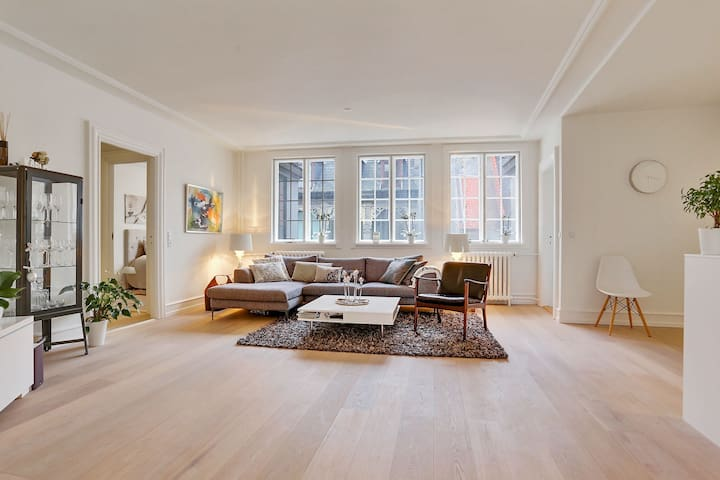 118m2 Pure LUX Absolute Prime Location Copenhagen!
