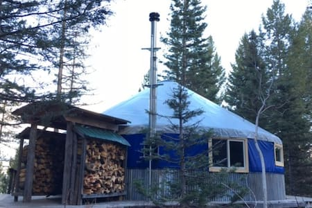Sunrise Retreat Yurt Accommodations