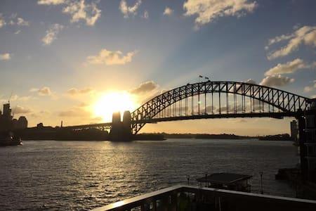 Perfect weekend on Sydney Harbour - Kirribilli - Apartment