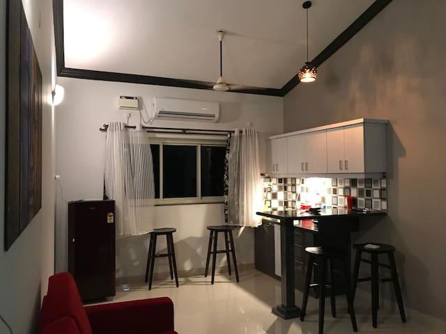 Luxurious 2 BHK DeVaga Homes(No 5), Vagator,Anjuna