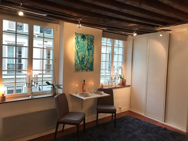 Luxurious Apartment in the Heart of Saint Germain - París - Departamento