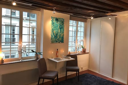 Luxurious Apartment in the Heart of Saint Germain - París - Apartamento
