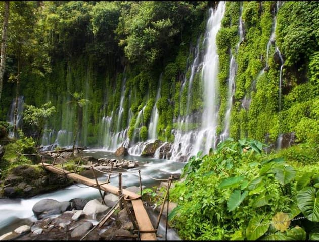 VILLA de Bocaoco( ASIKASIK FALLS, STRAWBERRY FARM)