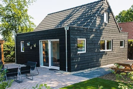 prachtig vakantiehuis gerealiseerd op de Veluwe