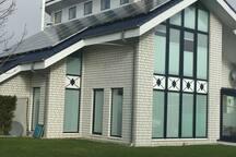 Stadtrand-Villa in Sackgassenlage