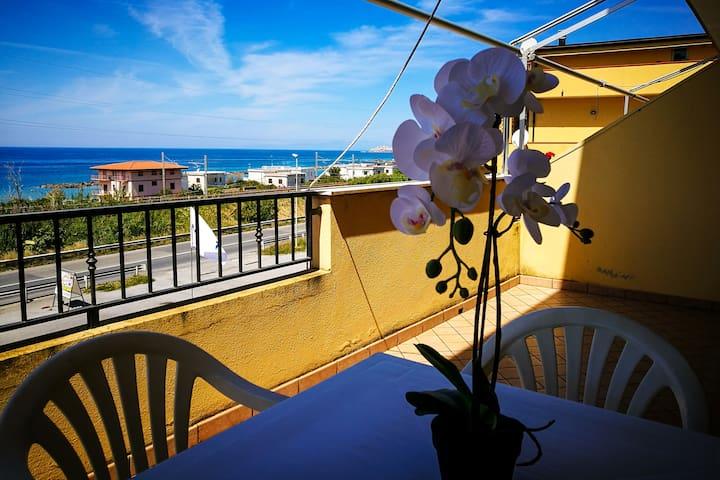 Appartamento sul mare in Calabria