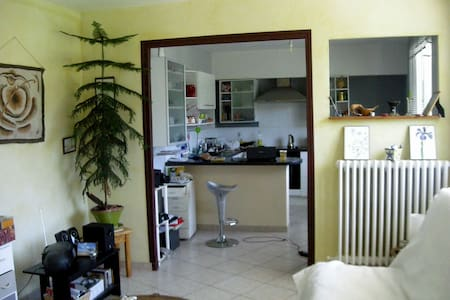 appartement au sud des hautes alpes - Apartment