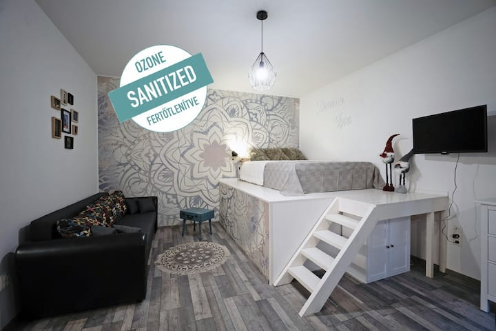 Standard Apartment by Hi5 - Charming Studio (162)
