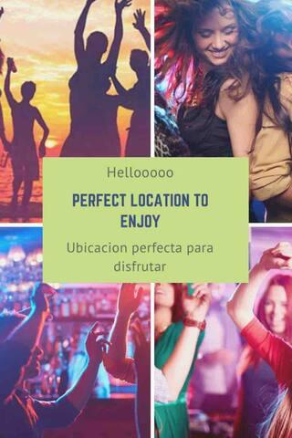 Las mejores fiestas y lugares de ocio en el centro de Bávaro Punta Cana - the best parties and entertainment venues in the center of Bavaro - Punta Cana