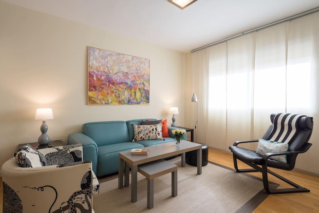 Apartamento con parking en el centro corte ingl s apartamentos en alquiler en m laga - Apartamento en malaga centro ...