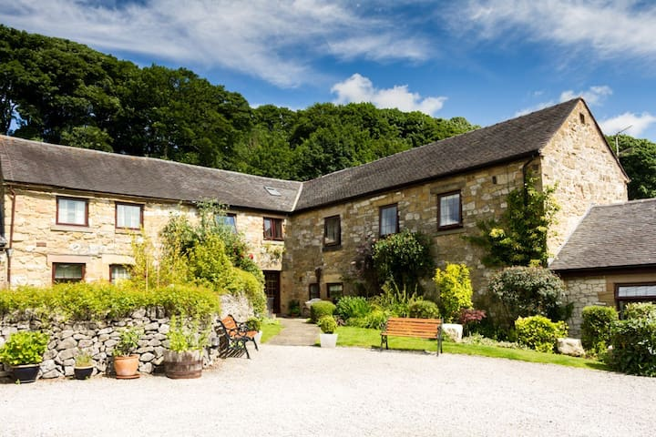 Henmore Grange Ashbourne Derbyshire - Matlock  - Hus