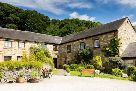Henmore Grange Ashbourne Derbyshire - Matlock  - Ev