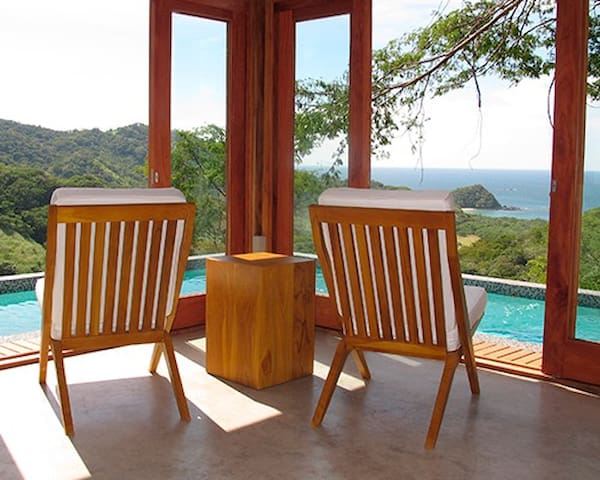 Su Casa - Ocean Views from every room - Guanacaste - La Cruz - Casa