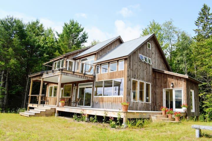 VT Vacation Home: Kingdom Trails/Burke Mtn