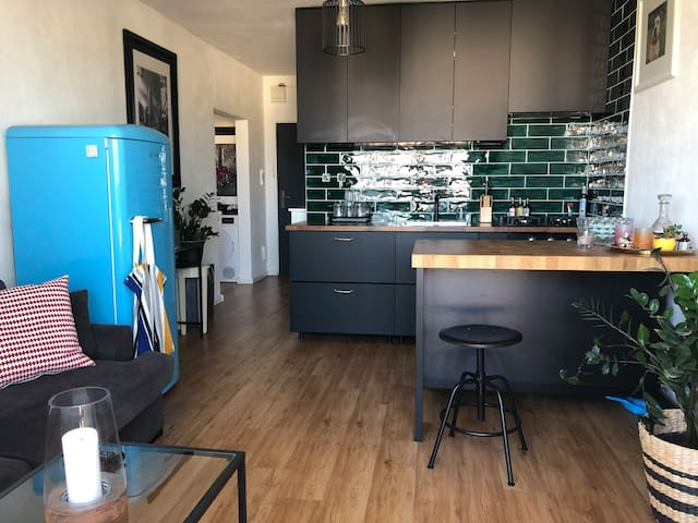 Cozy 1br apartment
