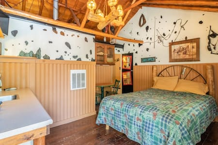"""NEW!! """"The Tack Room"""" Cabin #3 @ MLL"""