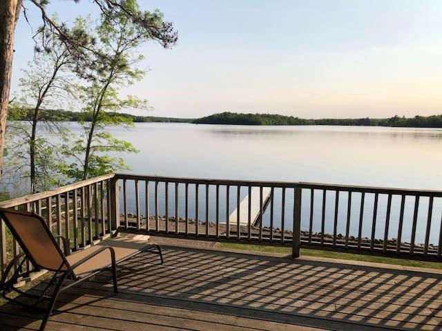 Big Sandy Lake Retreat off of Bridge Road