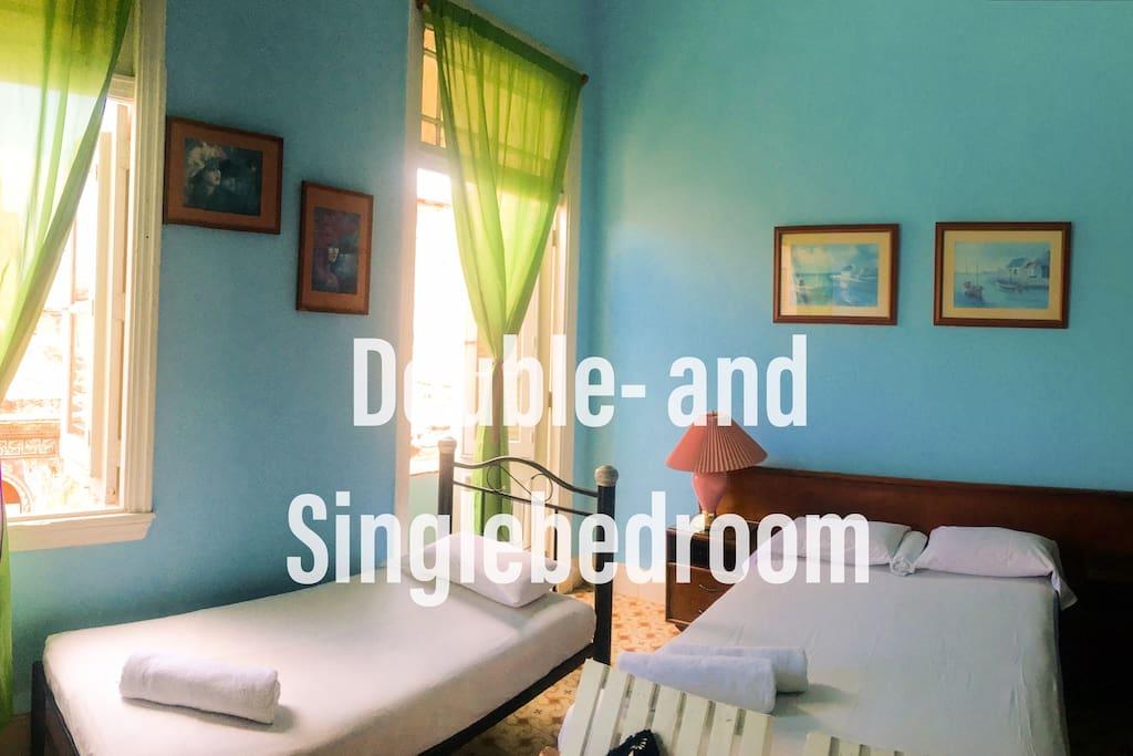 Bedroom 2 + 1