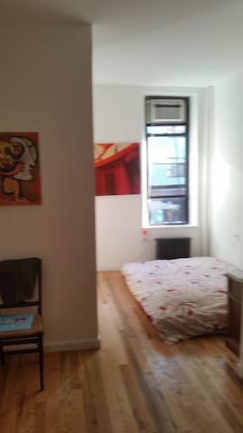 Private Entrance,Room and Bathroom! - New York - Wohnung