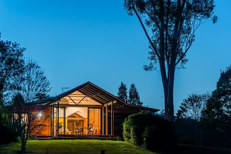 The Bower Couple's Chalet @ Promised Land Retreat