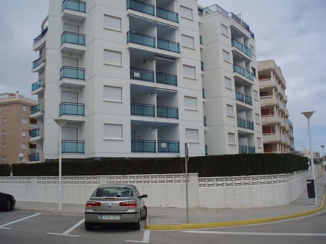 Playa Guardamar con vistas al mar - Playa de Guardamar  - Apartemen