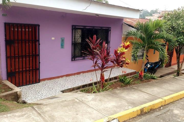 """Casa Hospedaje """"Aromas"""". La Banda - Tarapoto"""