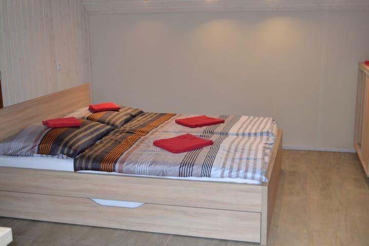 Mini apartmánik