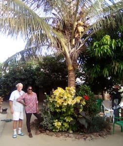 Chez Fatou et Gégé , logement chez l'habitant - Dangane - Hus