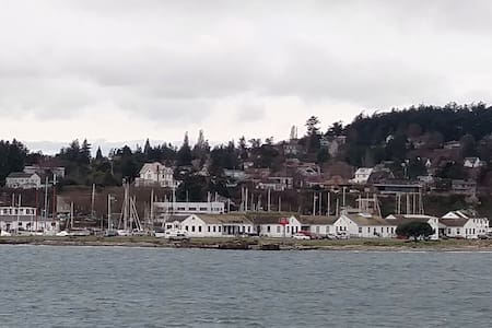 Comfortable 1 or 2 BR in central PT - Port Townsend - Σπίτι