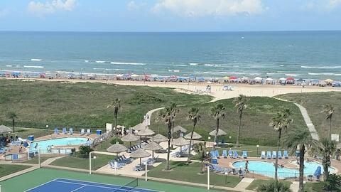 Awesome Beachfront Condo !