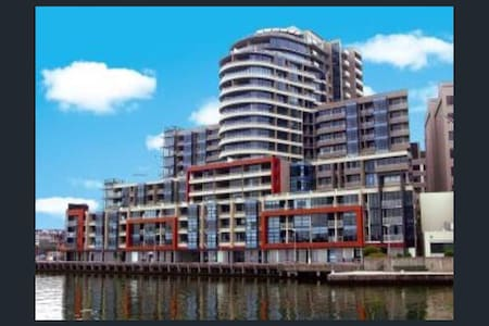 Waterfront private room in Melbourne CBD - 达克兰(Docklands)