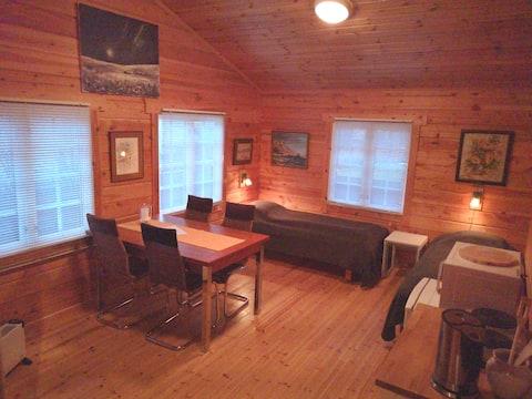Northern Lights Route 1354 Cabin - LYNGENTOURIST