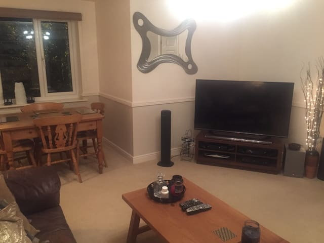 Lovely room cosy room - Crowthorne - Apartament