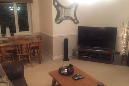 Lovely room cosy room - Crowthorne