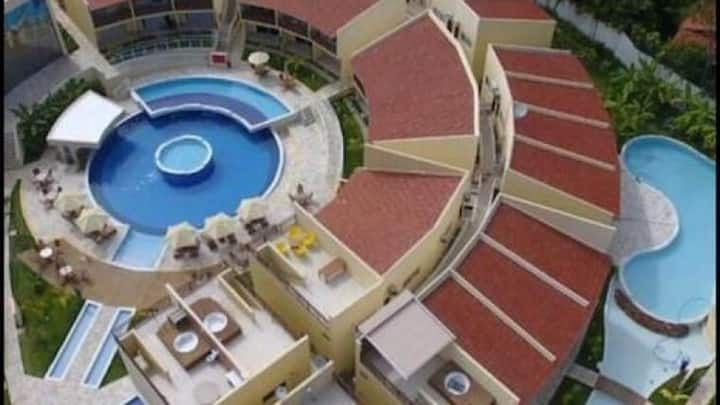 Solar Água apartamento 191 completo 2 suítes