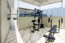 Minigimnasio / Mini gym
