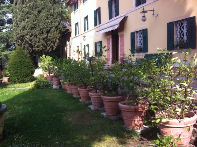 Vinitaly, Amarone casa e cantina storica - Grezzana - Maison